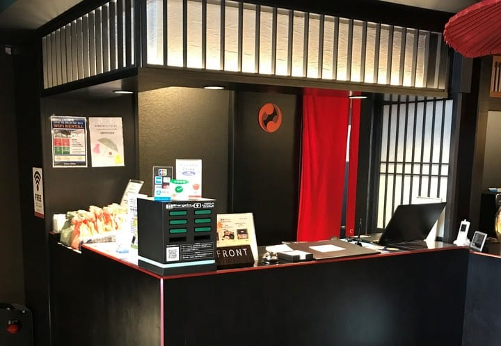 モバイルバッテリーのレンタルサービスChargeMex江戸和装にChargeMeが設置
